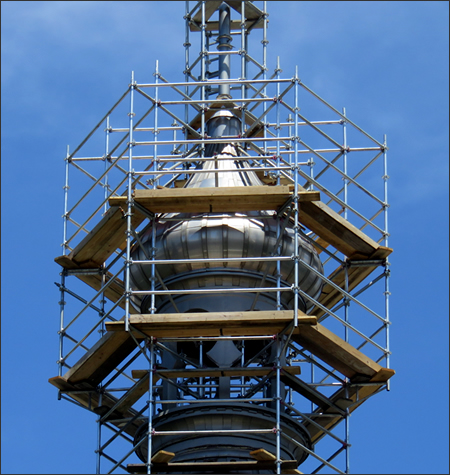 Commercial Scaffold Systems Florida