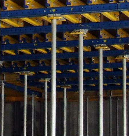 Florida Shoring System Scaffolding Rentals